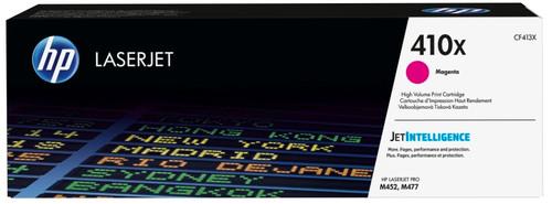 HP 410X Toner Magenta XL (CF413X) Main Image