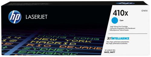 HP 410X Toner Cyan XL (CF411X) Main Image