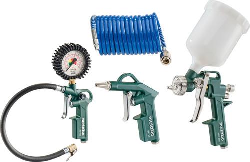 Metabo Set d'outils à air comprimé LPZ 4 Main Image