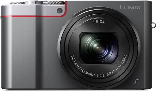 Panasonic Lumix DMC-TZ100 Argent Main Image