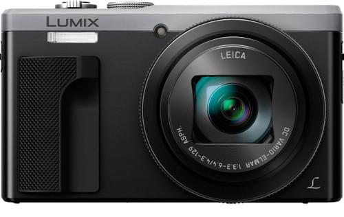 Panasonic Lumix DMC-TZ80 Argent Main Image