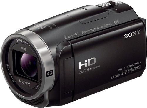 Sony HDR-CX625 Main Image
