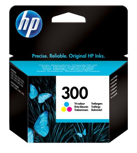 HP 300 Cartridges Combo Pack Main Image