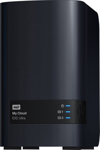 WD My Cloud EX2 Ultra 8 To Main Image