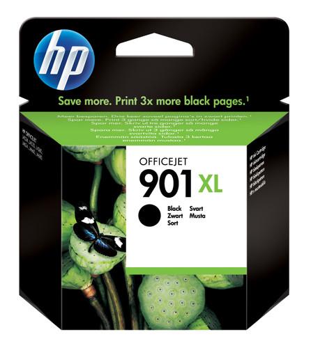 HP 901XL Cartridge Black (CC654AE) Main Image
