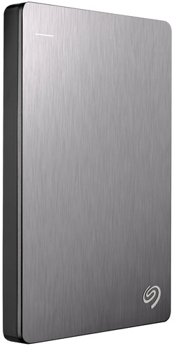 Seagate Backup Plus Slim 1 TB Zilver Main Image