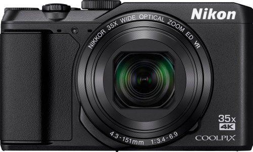 Nikon Coolpix A900 Zwart Main Image