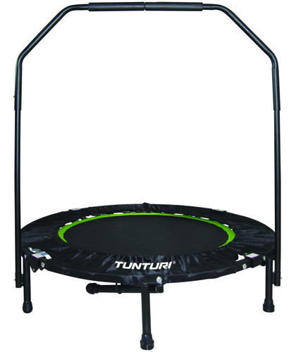 Tunturi 4-folding Trampoline de Fitness Main Image