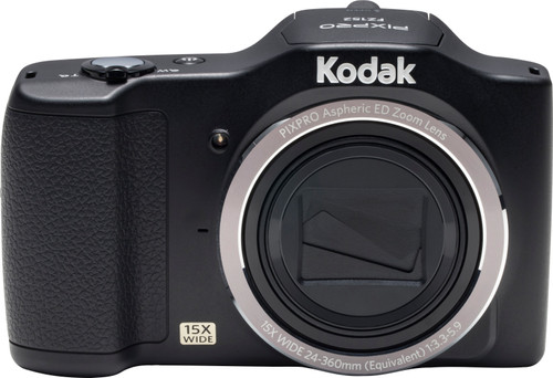 Kodak Pixpro FZ152 Noir Main Image
