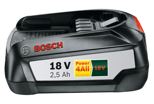 Bosch Batterie 18V 2,5 Ah lithium-ion Main Image