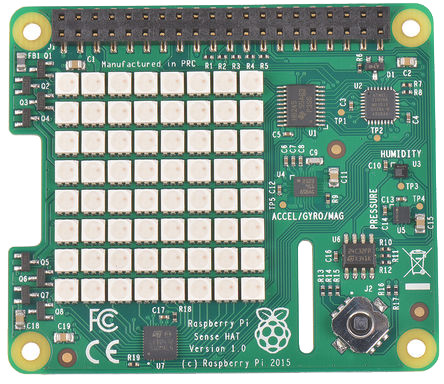 Raspberry Pi Sense Hat Main Image