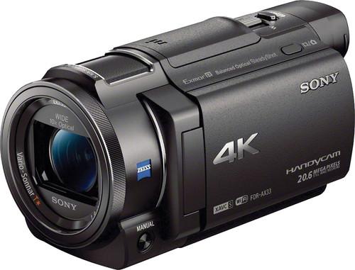 Sony FDR-AX33 Main Image