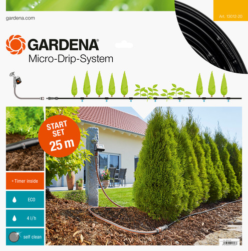 Gardena Micro Drip Start Set M 25 Mètres Automatique Main Image