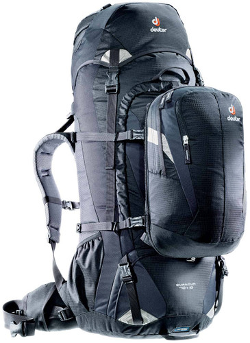 where to buy to buy release info on Deuter Quantum 70 + 10 Black / Silver