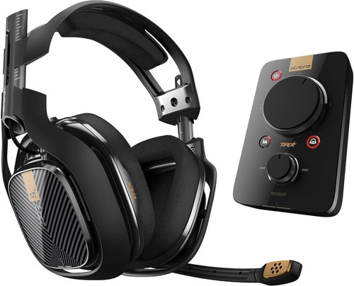 Astro A40 TR Black + MixAmp Pro TR Main Image