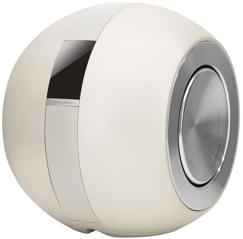 Bowers & Wilkins PV1D White Main Image
