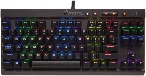 Corsair K65 LUX RGB Cherry MX Red AZERTY Main Image