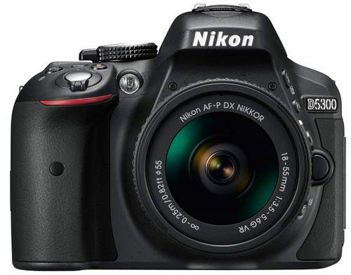 Nikon D5300 + 18-55mm VR Main Image