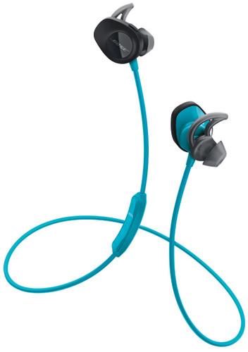 Bose SoundSport wireless headphones Blue Main Image