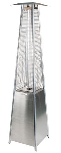 Arpe Sears Chauffage à flammes en acier inoxydable 190 cm Main Image