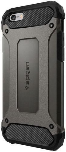 lowest price 51ce7 c7d98 Spigen Tough Armor Tech Apple iPhone 6/6s Gray