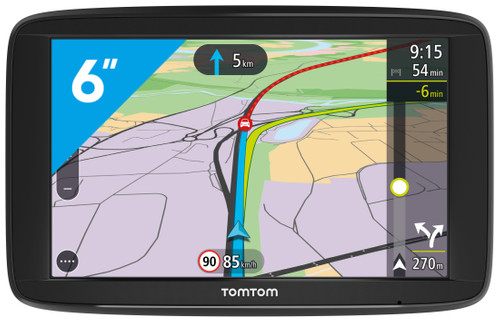TomTom Via 62 West Europa Main Image
