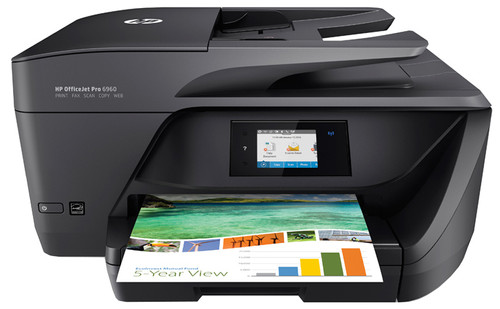 HP OfficeJet Pro 6960 e-All-in-One (T0F32A) Main Image
