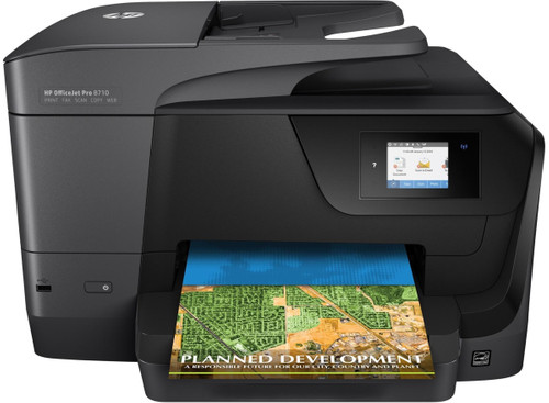 HP OfficeJet Pro 8710 e-All-in-One (D9L18A) Main Image