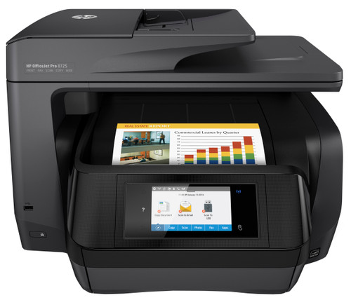 HP OfficeJet Pro 8725 e-All-in-One (K7S35A) Main Image