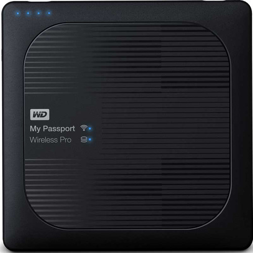 WD My Passport Wireless Pro 3 TB Main Image