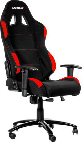 AK Racing Gaming Chair Black / Red Main Image