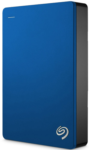 Seagate Backup Plus Portable 4 TB Blauw Main Image