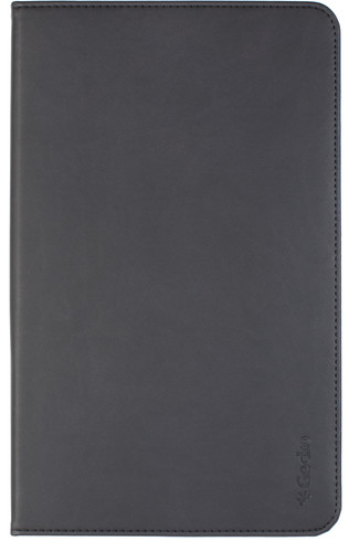 Gecko Covers Easy-Click Case Galaxy Tab A 10.1 Inches Black/Gray Main Image