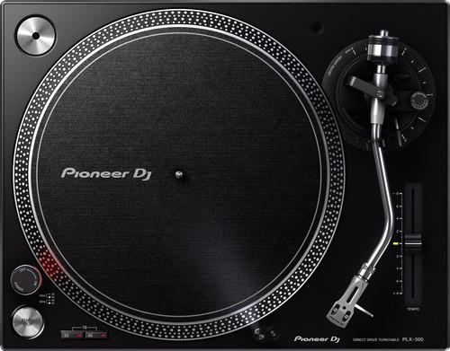 Pioneer PLX-500 Zwart Main Image