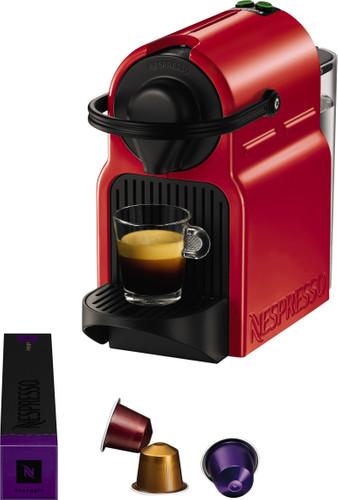 Krups Nespresso Inissia Rood XN1005 Main Image