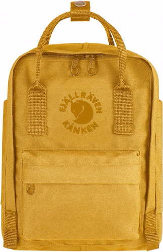 Fjällräven Re-Kånken Mini Sunflower 7L - Sac à dos enfant Main Image