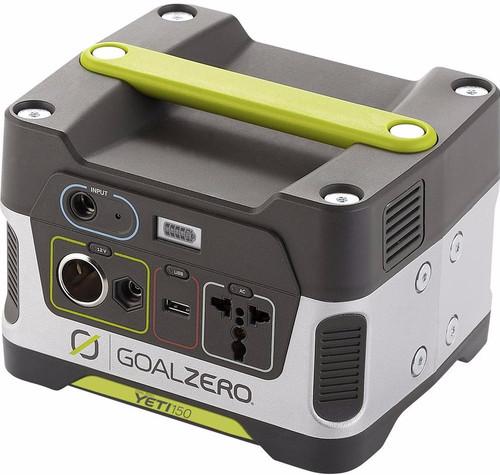 Goal Zero Yeti 150 Solar Generator 150Wh Main Image