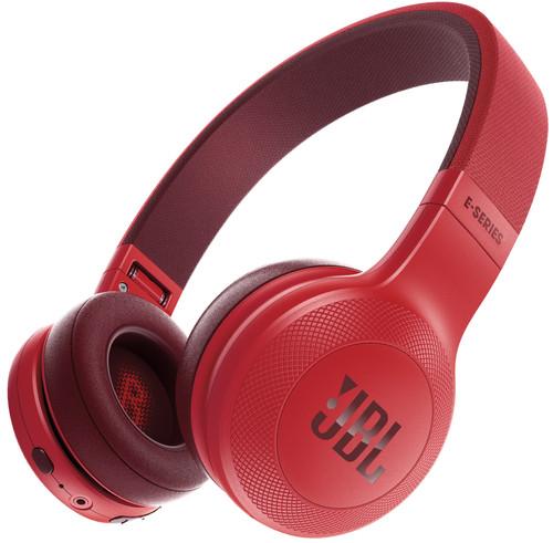 JBL E45BT Red Main Image