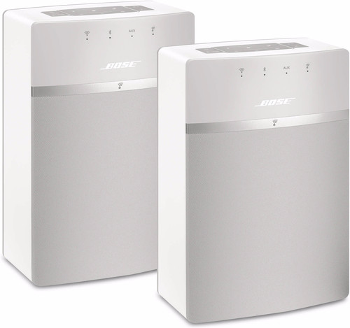 Bose SoundTouch 10 Duo Pack Wit Main Image