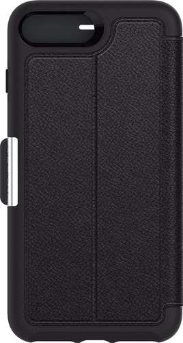 info for 8d332 3e9fc Otterbox Strada Apple iPhone 7 Plus/8 Plus Black