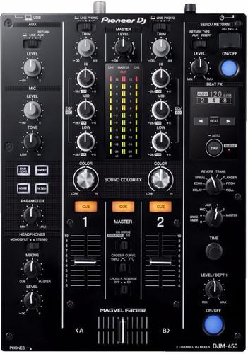 Pioneer DJM-450 Main Image