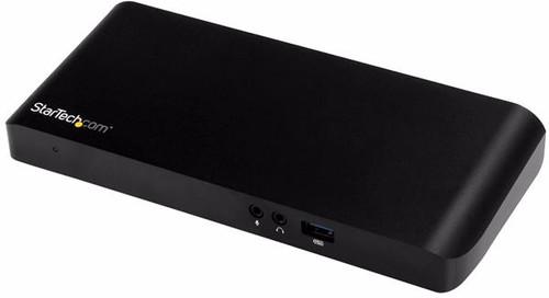 StarTech USB-C 4K Dual Monitor Docking Station Main Image