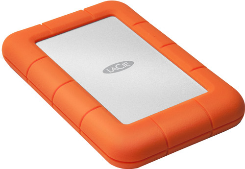 LaCie Rugged Mini USB-C 2TB Main Image