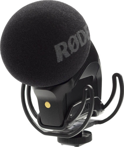 Rode Stereo Videomic PRO Rycote Main Image