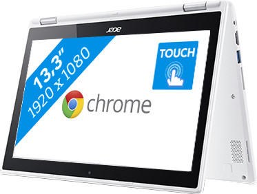 Acer Chromebook 13 CB5-312T-K2LM Azerty Main Image