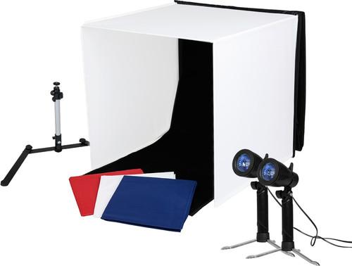 Caruba Portable Fotostudio 60x60x60cm Main Image