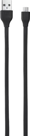 Trust Urban Micro-USB Kabel Plat 1m Zwart Main Image
