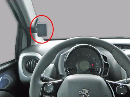 Brodit ProClip Peugeot 108/Citroen C1/Toyota Aygo 2014- Main Image