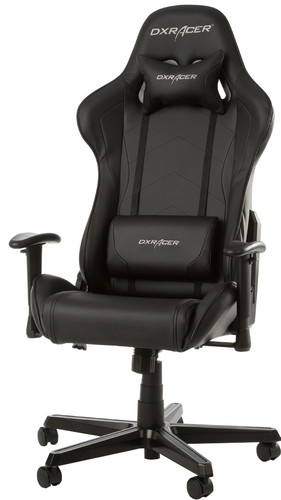 DXRacer FORMULA Gaming Chair Black Main Image