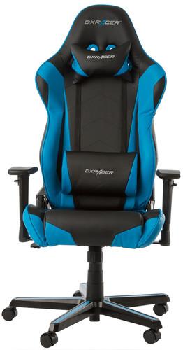 DXRacer RACING Gaming Chair Black/Blue Main Image